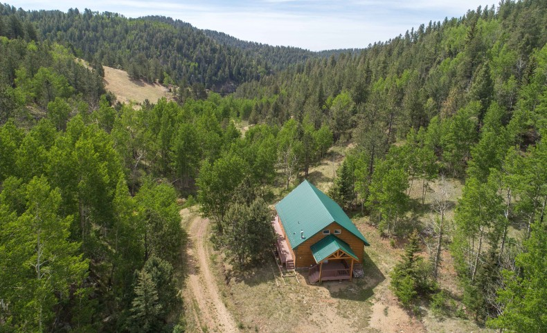 Phantom Canyon Cabin