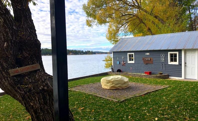 Lake Blaine Waterfront