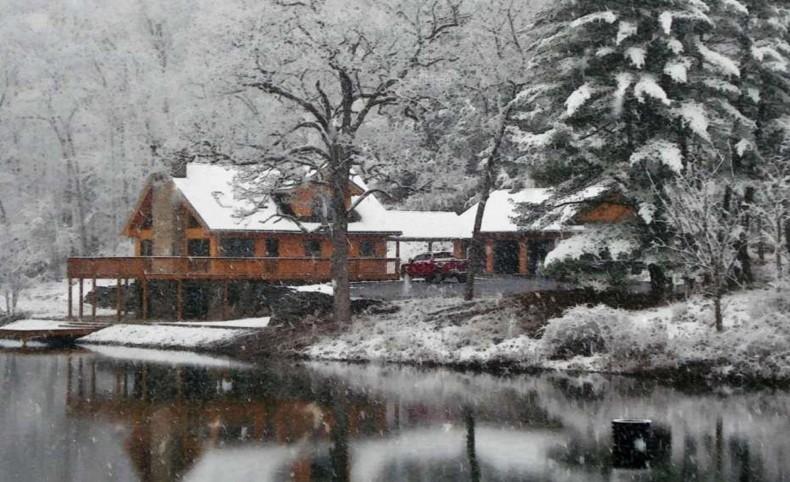 Pennsylvania Lakeside Paradise