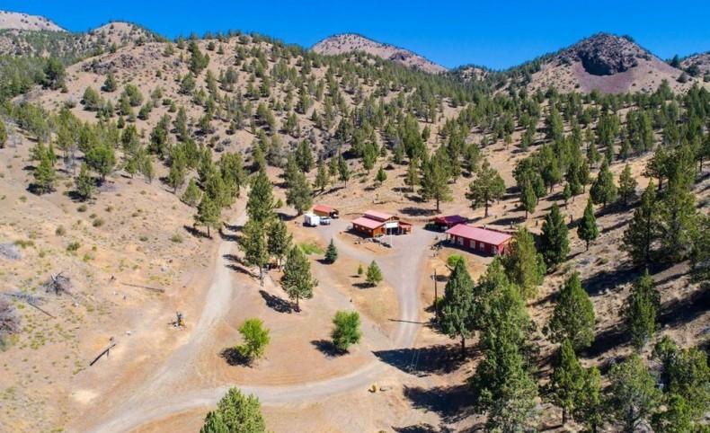 Oregon Mountain Getaway