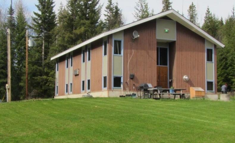 Quesnel Lake Waterfront Recreation Estate