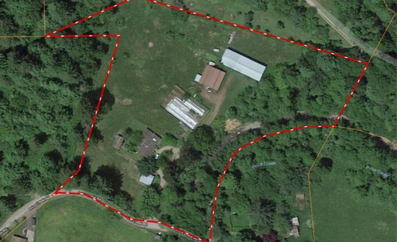 Price Creek 6.5 acres