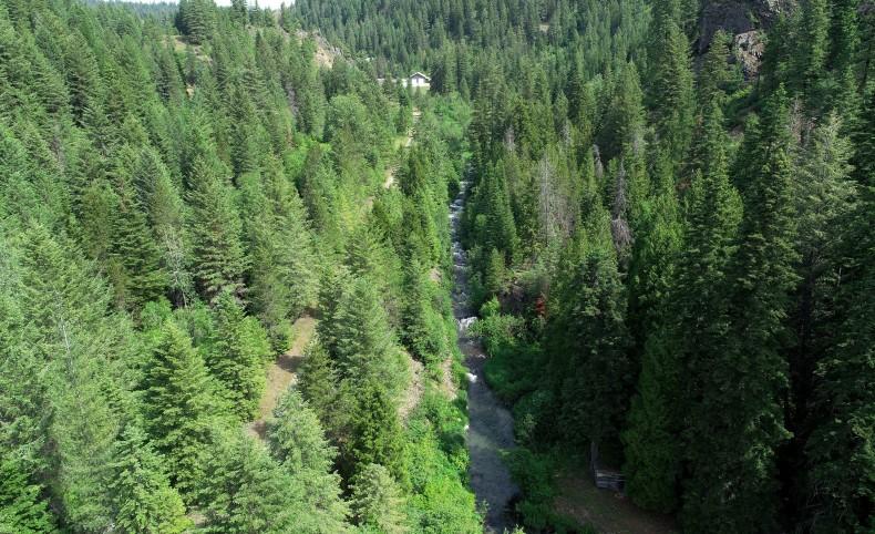 Little Spokane River Get-Away