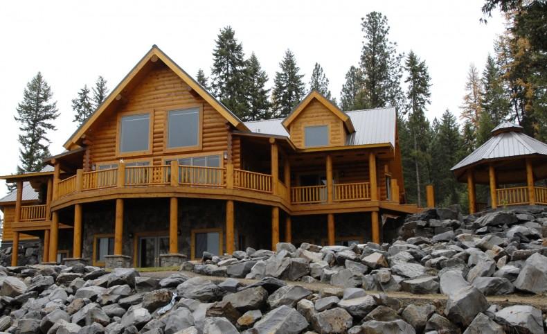 Cougar Ridge Log Home Retreat