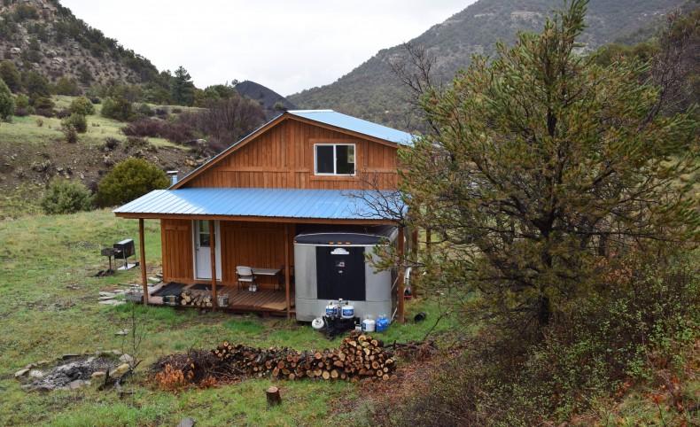 Elk Camp Canyon