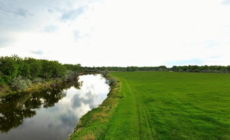 Milk River Farmland