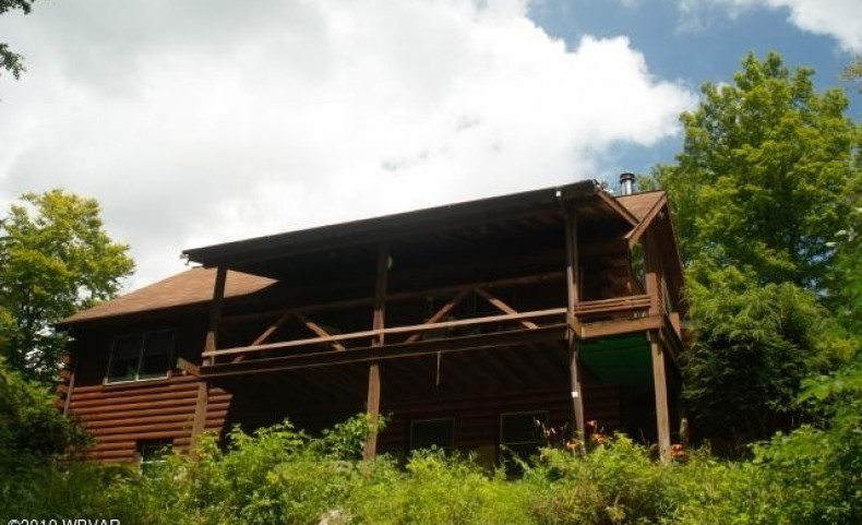 Log Cabin Wonder