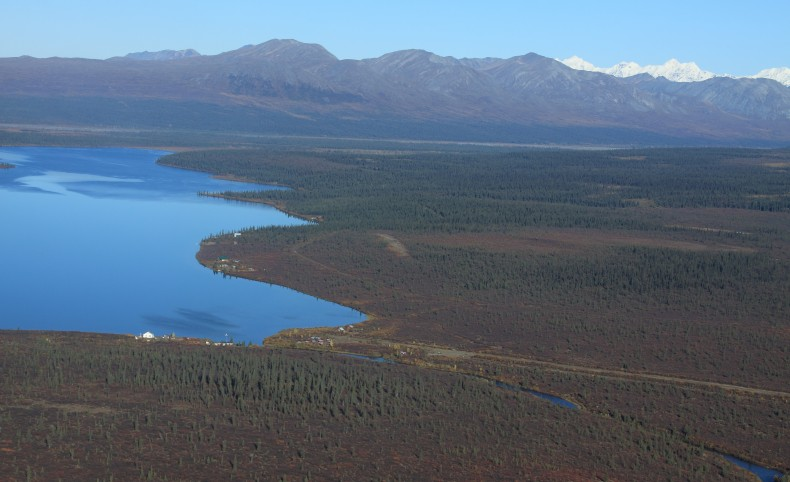 Mankomen Lake Retreat