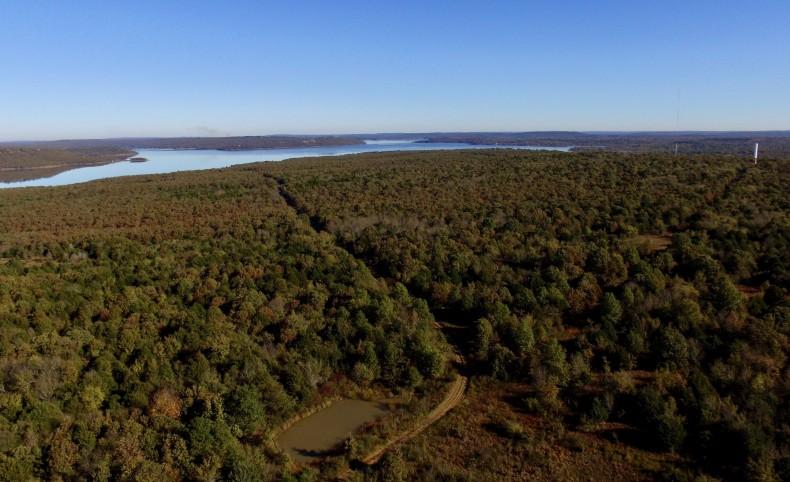 Eufaula Lake Retreat
