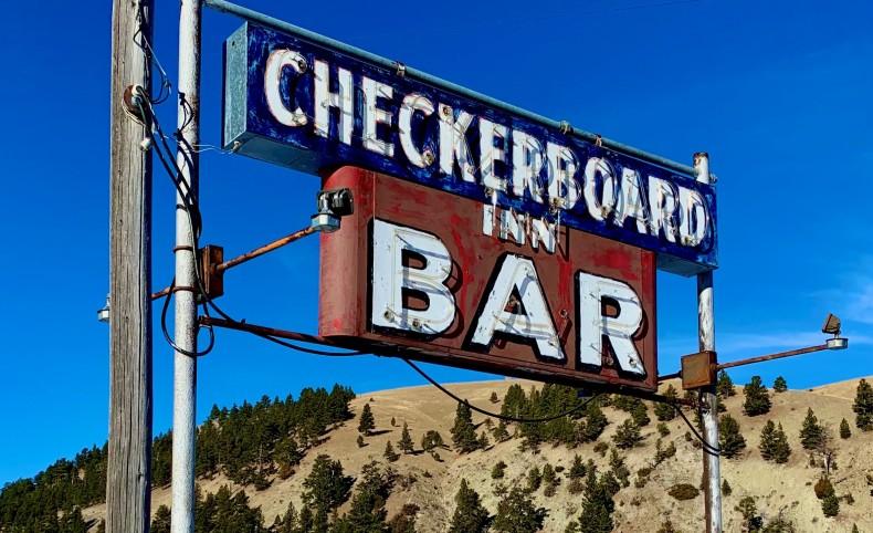 Checkerboard Inn and Bar