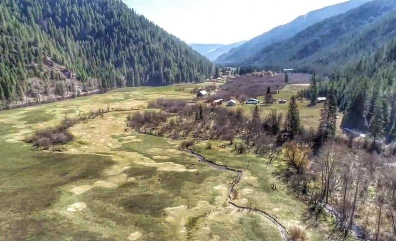 Pilgrim Creek Promised Land