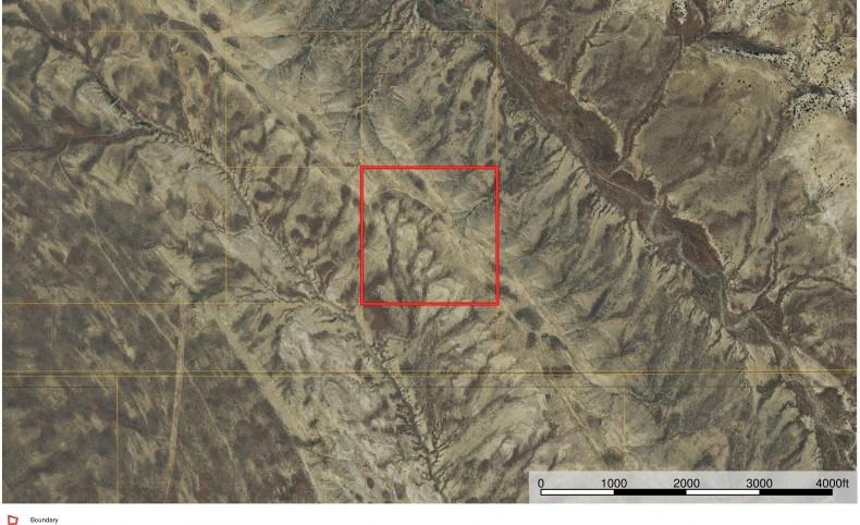 Wyoming Border parcel
