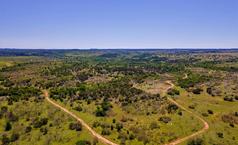 Hunting Land in Stephens County