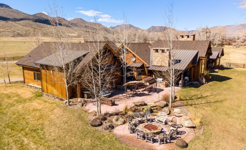 Diamond T Ranch Home